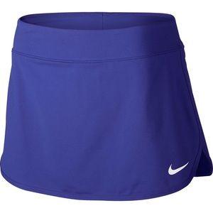 Nike Womens Pure Tennis Skort/Skirt Paramount Blue